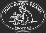 john brown frame
